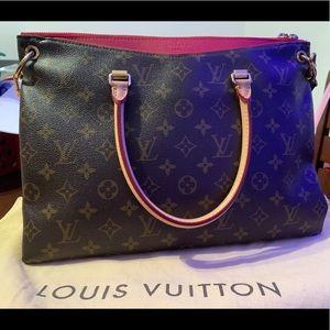 Louis Vuitton Monogram Pallas